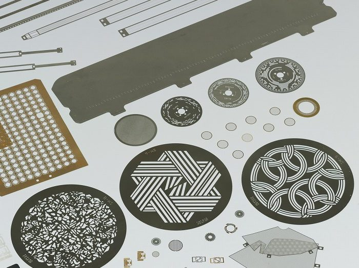 Etching processing